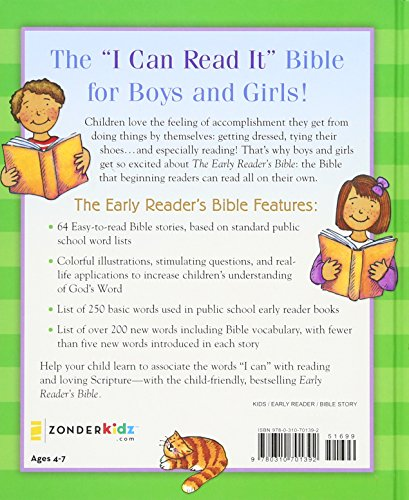 Early Readers Bible - Import It All