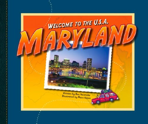 Read Online Maryland (Welcome to the U.S.A.) PDF