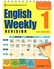 Primary 1 English Weekly Revision /Primary 1 English Assessment Book