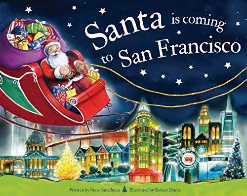 Santa Is Coming to San Francisco (San Christmas Francisco Store)
