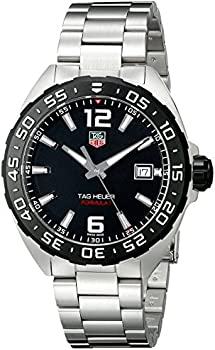 Tag Heuer Formula 1 Black Dial Men's Watch