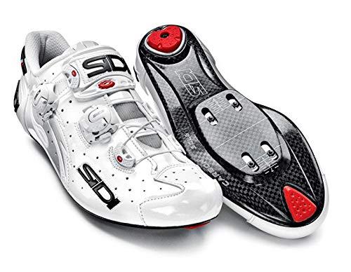 Sidi Wire Push Speedplay Cycling Shoe - Men's White, 43.0