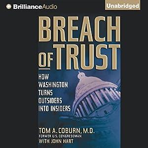 Breach of Trust Audiobook