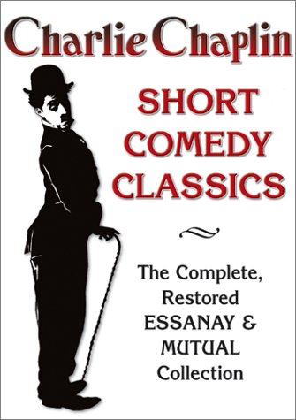 Charlie Chaplin Short Comedy Classics - The Complete Restored Essanay & Mutual Collection by Image Entertainment