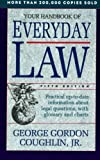 Your Handbook of Everyday Law, George G. Coughlin, 0062732404