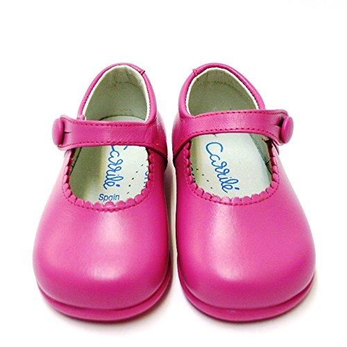 Merceditas Bailarinas Pasos 10328 Fuxia Zapatos Primeros vE1qPTw