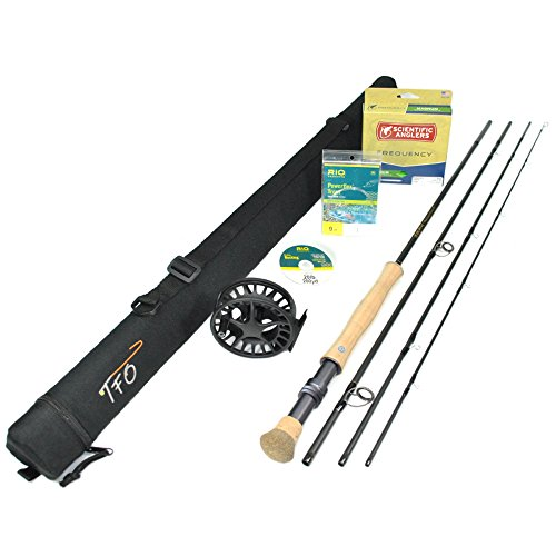 - TFO Professional II Fly Rod Outfit (10wt, 9'0, 4pc)