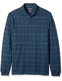 Men's Big and Tall Flex Jaspe Polo Shirt
