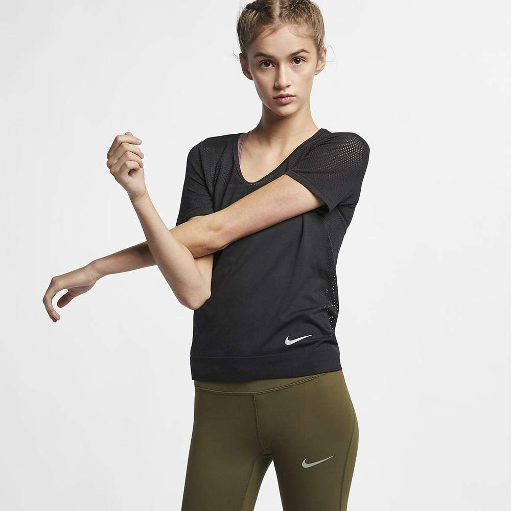 Mujer Nike W Nk Infinite Top SS T-Shirt
