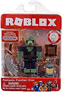 Roblox Frost Guard General Figure Pack: Amazon co uk: Toys & Games