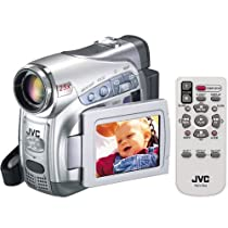 JVC GRD271 Refurbished Mini DV Camcorder