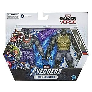 Avengers AVN Game 6IN Figure 2PK AST