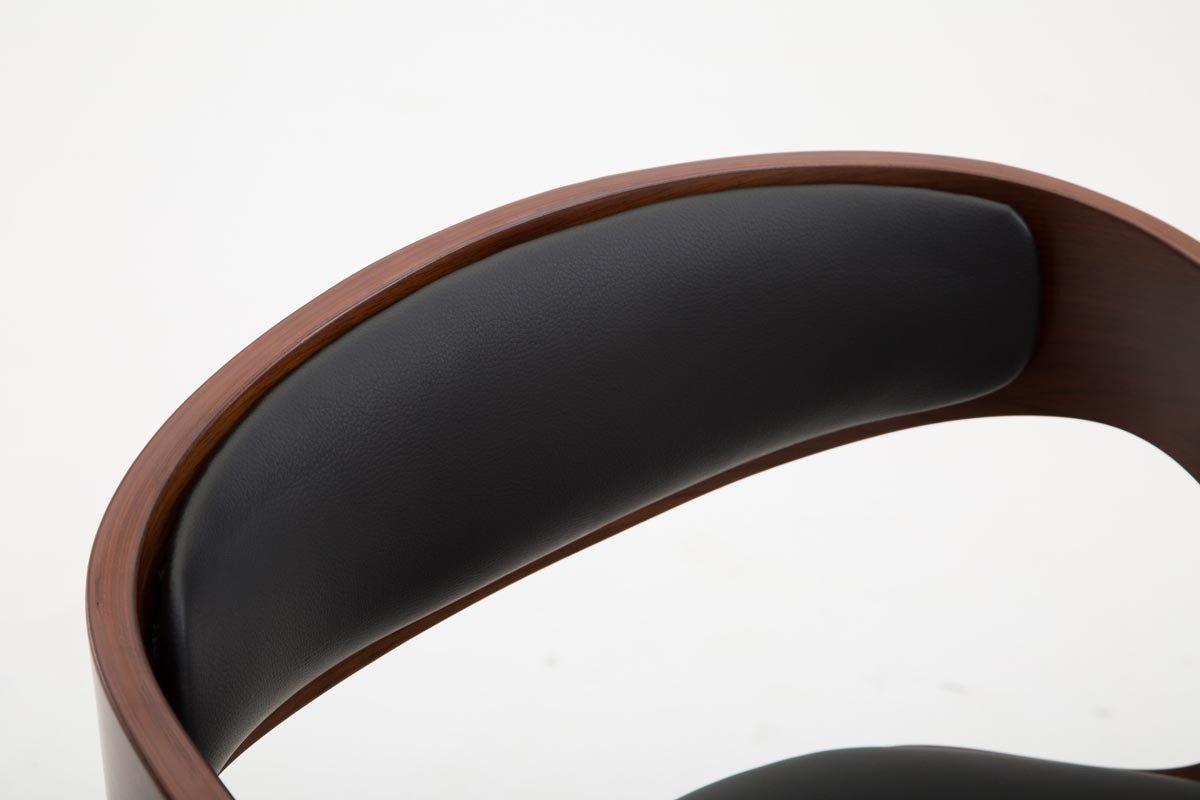 Clp sgabello girevole manaus in similpelle sgabello bar rétro con
