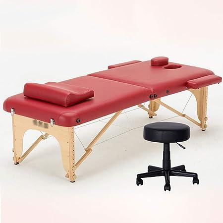 Lettino Da Massaggio In Legno Fisso.Ljha Lettino Da Massaggio Lettino Da Massaggio Pieghevole Per