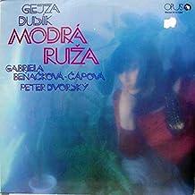 GEJZA DUSIK MODRA RUZA vinyl record