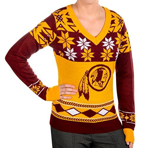 The 9 best washington redskins ugly sweater 2019