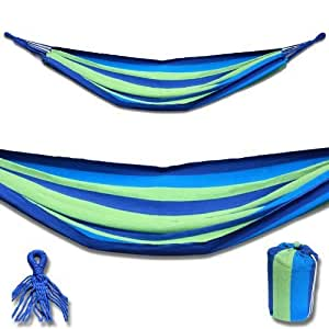 """Hammocks in Blue Green for 1 or 2 Persons - 94.49"""" x 59.06"""""""