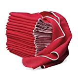 griots garage red - Griot's Garage 14875  Micro Fiber Shop Towel (20 Pack)