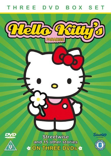 Hello Kitty's Paradise: Streetwise and 15 Other Stories [Region 2] ()