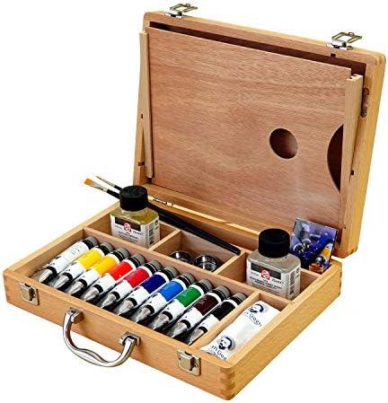 Talens - Caja Basic óleo Van Gogh: Amazon.es: Oficina y papelería