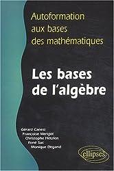 Les bases de l'algèbre : Autoformation aux bases des mathématiques