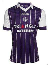 2016-2017 Toulouse Joma Home Football Shirt