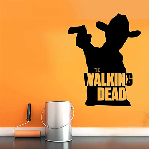 pegatinas de pared tortugas ninja The Walking Dead Rick ...