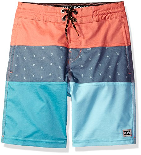 a86cada24e Billabong Boys' Big Boys' Tribong Lo Tide Bungalow Lo Tides Boardshort,  Ice, 28 - Buy Online in Oman. | Apparel Products in Oman - See Prices, ...