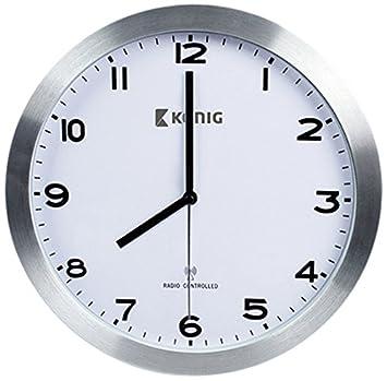 Konig Radio controlled wall clock [KN-CL20N]