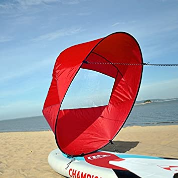 Kayak Wind Sail Paddle 42 Inches Kayak Canoe Accessories Compact & Portable