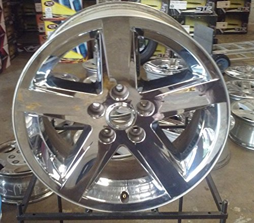 20 INCH 2009 2010 2011 2012 2013 2014 2015 2016 DODGE RAM 1500 TRUCK OEM CHROME CLAD ALLOY WHEEL RIM 2364 1DY13SZ0AB 1DY13SZ0AC 1DY13SZ0AD 1DY13TRMAD 20X9