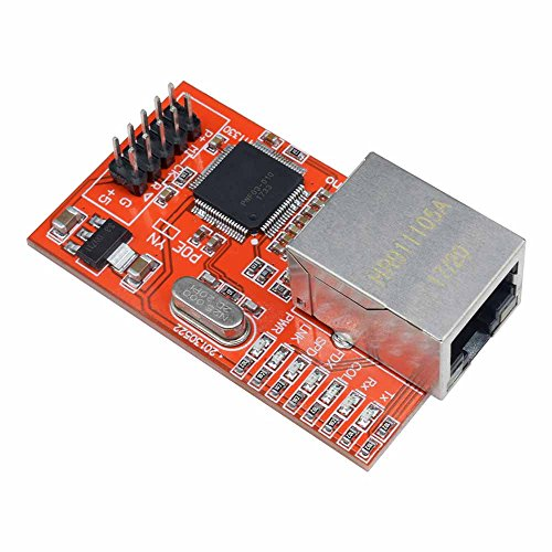 diymore Mini W5100 LAN Ethernet Shield Network Board Module for Arduino Ethernet UNO Mega 2560 by diymore (Image #2)
