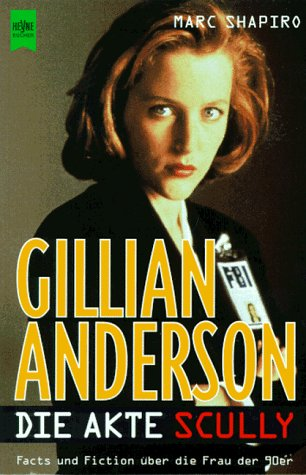 Gillian Anderson, Die Akte Scully