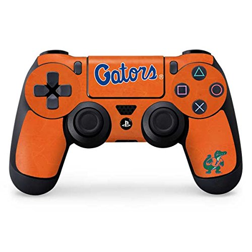 University of Florida PS4 Controller Skin - Florida Gators Orange | Schools & Skinit Skin