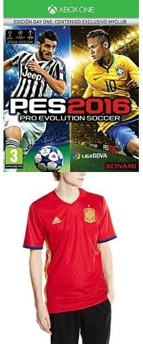 Pro Evolution Soccer 2016 (PES 2016) - Day One Edition + 1ª ...