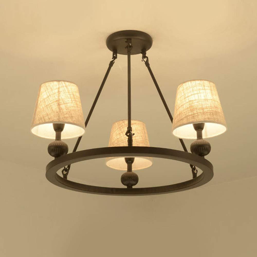 Lámpara de techo Redondo Versión incrustada, E14 Enchufe ...