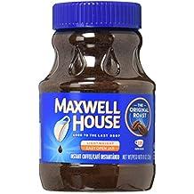 Maxwell House Original Blend Instant Coffee, Medium Roast, 3 Count, 24 Ounce