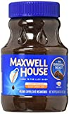 Maxwell House Original Medium Roast Instant Coffee (8 oz Canister, Pack of 3)