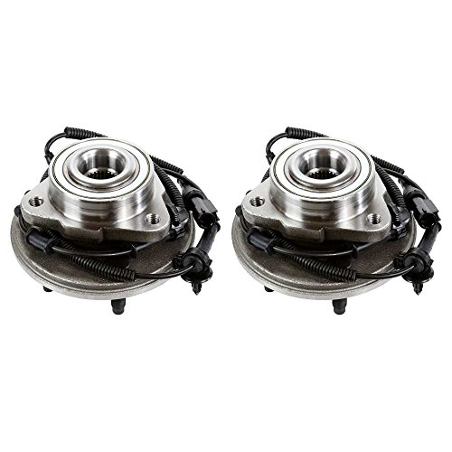 - Prime Choice Auto Parts HB615052PR Front Hub Bearing Assembly Pair