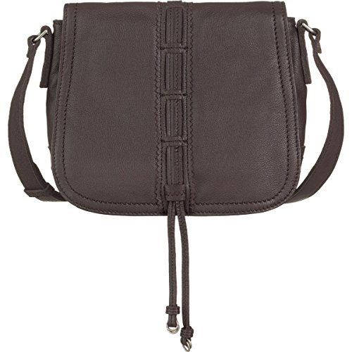 Liebeskind Berlin Women's Huntsville Leather Saddle Bag Eagle Brown by Liebeskind Berlin