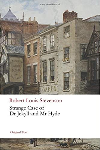 Strange Case of Dr Jekyll and Mr Hyde (Original Classics)