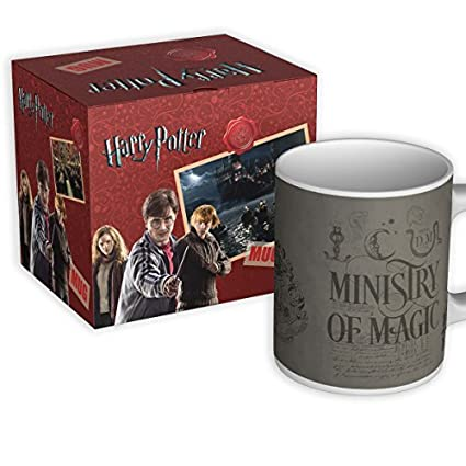 Buy Mc Sid Razz Harry Potter Ministry Of Magic Coffee Mugs