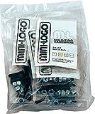 Mini Logo 10/Pack Hardware 1-1/2'' Phillips
