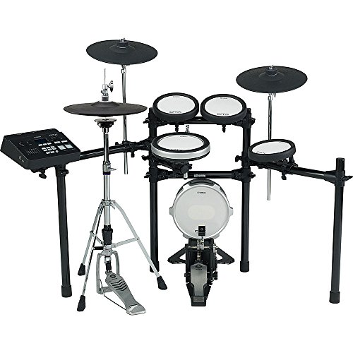 Price comparison product image Yamaha DTX720K 8-Piece Electronic Drum Set
