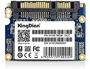 KingDian 1.8 inch Half slim SATII 8GB 16GB 32GB 3Gb/S SSD Solid State Drive For Computer POS Game Advertising machine Thin client Router