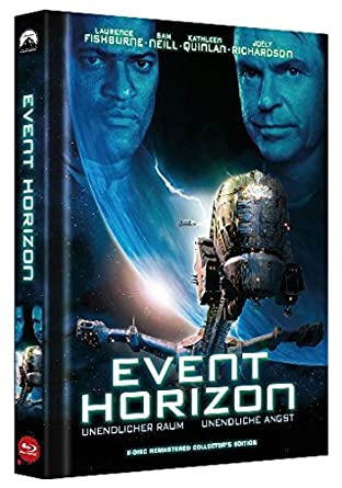 Event Horizon Mediabook 2 Disc Remastered Limited Collector S