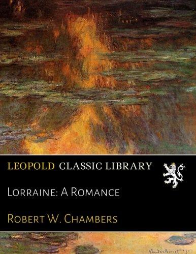Lorraine: A Romance ebook