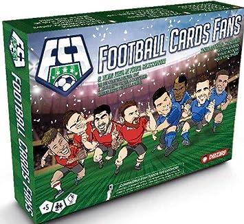 DLAZARO Football Cards Fans, Juego de fútbol Compatible con Todos los cromos de Adrenalyn y Panini: Amazon.es: Juguetes y juegos
