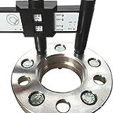 GoldenSunny Wheel/Stud Bolt Pattern Measuring