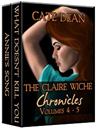 The Claire Wiche Chronicles Volumes 4-5 (The Claire Wiche Chronicles Box Set Book 2)